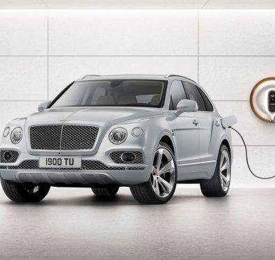 Bentley Bentayga Hibrit Yorumları.
