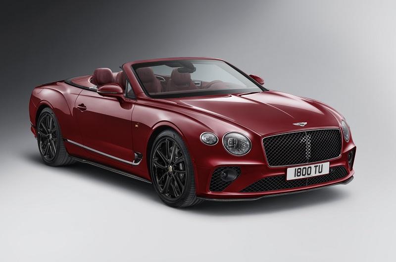 Bentley Continental GTAltın Kaplamalı