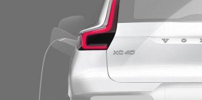 Elektrikli Volvo XC40 Android Kullanıyor