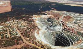 Lityum Madenleri Elektrikli Araba Bataryaları.