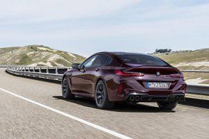 BMW M8 Competition Gran Coupe Tanıtıldı!