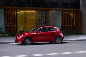 2020 Mazda2