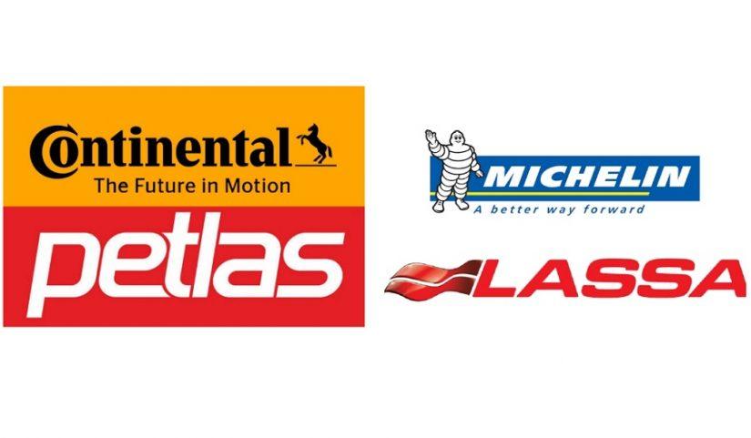 Michelin Lassa Petlas Continental Karşılaştırma