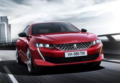 Peugeot 508 Kasım Ayında Satışa Sunuluyor