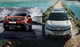 Peugeot SUV 3008 Citroen SUV C5 Aircross Karşılaştırması