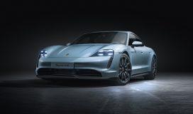 Porsche Taycan 4S Tanıtıldı
