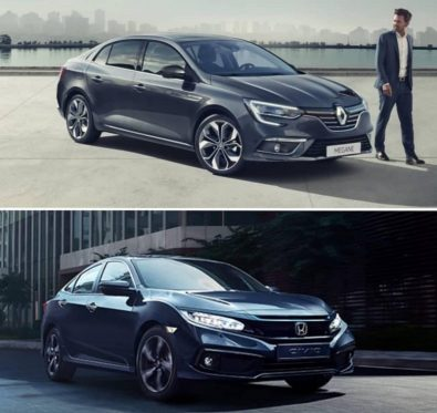 Renault Megane Honda Civic Karşılaştırma
