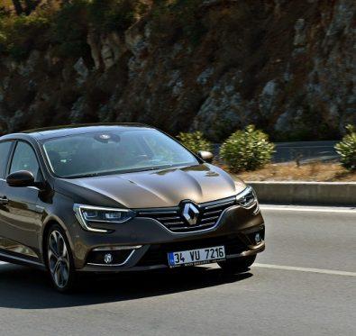 Renault Megane Sedan Yeni Dizel Otomatik