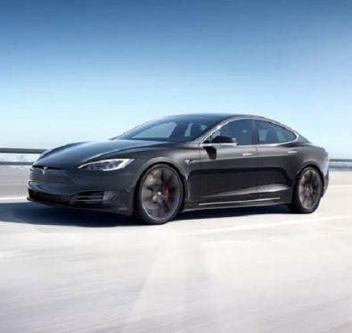 Tesla Model S Kapı Kolları Açılmadı