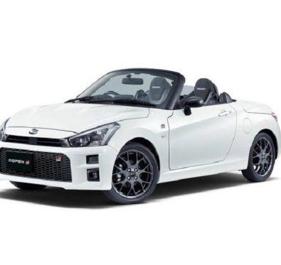 Toyota Copen GR Yorumları