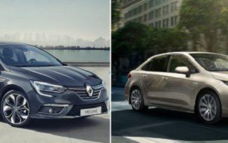Toyota Corolla Renault Megane Karşılaştırma