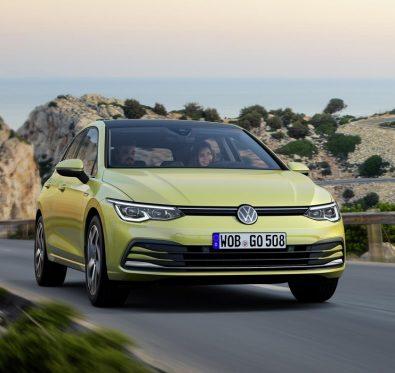 Volkswagen Golf 8 Yorumları
