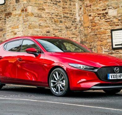2020 Mazda3 Euroncap Çarpışma Testi
