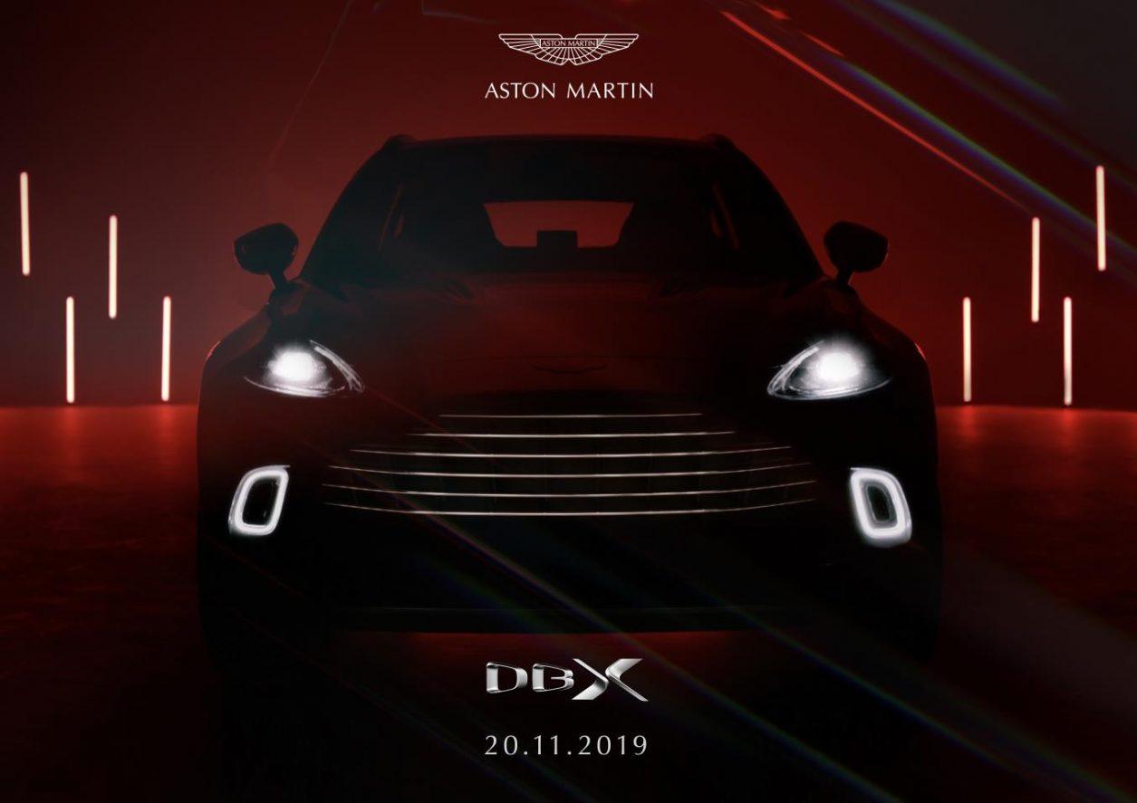 Aston Martin SUV DBX Tanıtıldı!