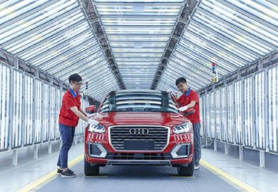 Audi Çin Satış Rakamları 2019