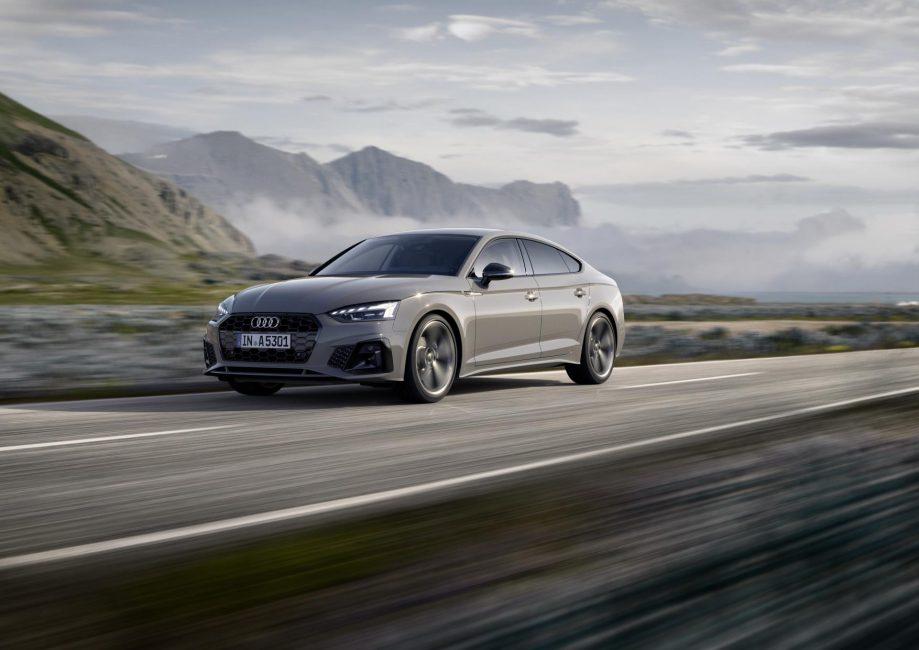 Yeni Audi A5 Sportback Hibrit Tanıtıldı!