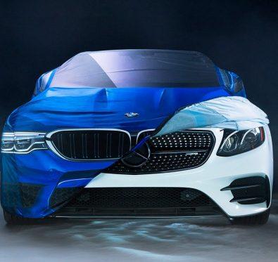 BMW Mercedes Benz Göndermesi 2019