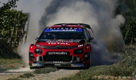 Citroen WRC Yarışlarını Bıraktı.