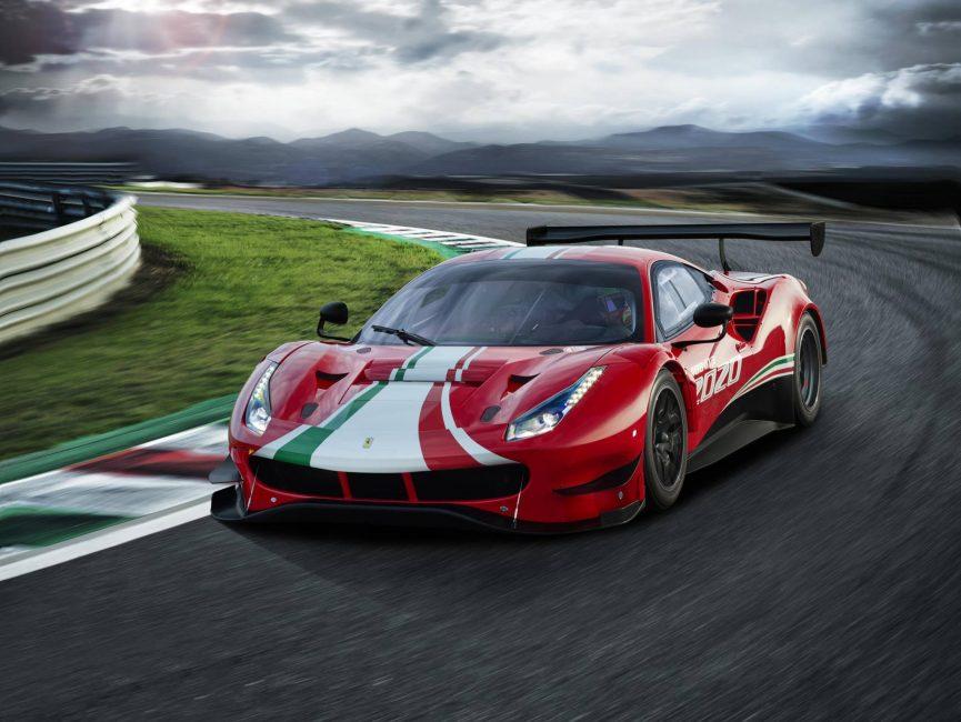 Ferrari488 GT3 Yarış Arabası Yorumları