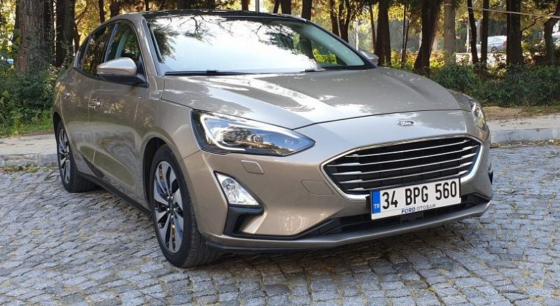 Ford Focus Sedan Dizel Otomatik Test.