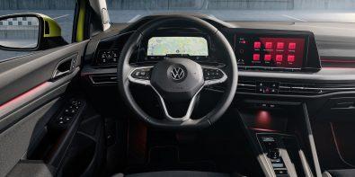 Volkswagen Golf 8 Kokpit Yorumları.