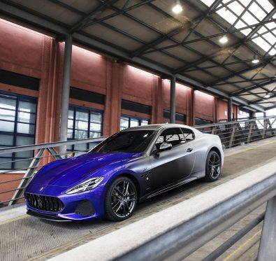 MaseratiGranTurismo Zeda Tanıtıldı.