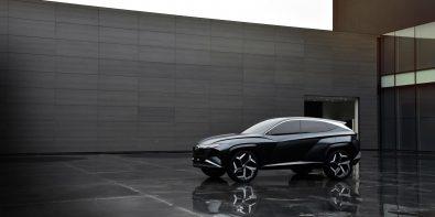 HyundaiVision Hibrit konsept tanıtıldı.