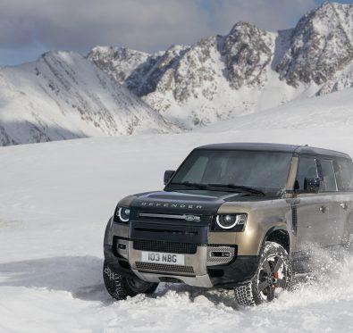 Jaguar Land Rover Elektrikli Arabalar.