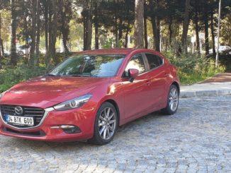 Mazda3 Test ve Yorumları.