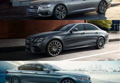 Mercedes BMW Audi Karşılaştırması