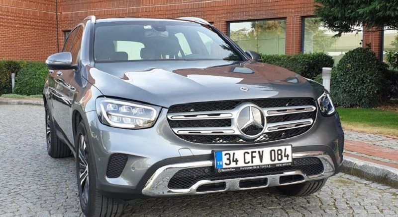 Mercedes Benz GLC 200 Testi.