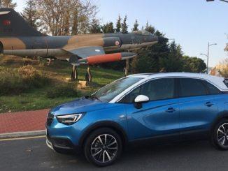 Opel Crossland Dizel Otomatik Testi