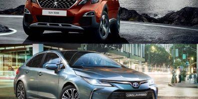 Peugeot Türkiye Toyota Türkiye Rekabeti