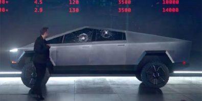 Tesla Cybertruck Tanıtıldı