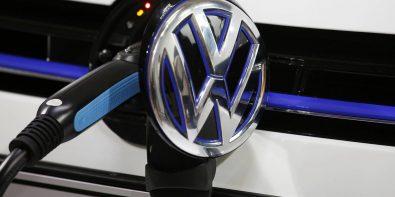Volkswagen Grubu Elektrikli Otomobil Yatırımları.