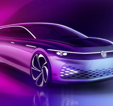 Volkswagen ID SPACE VIZZION LA.