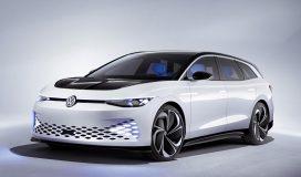 Volkswagen ID Space Vizzion Tanıtıldı.