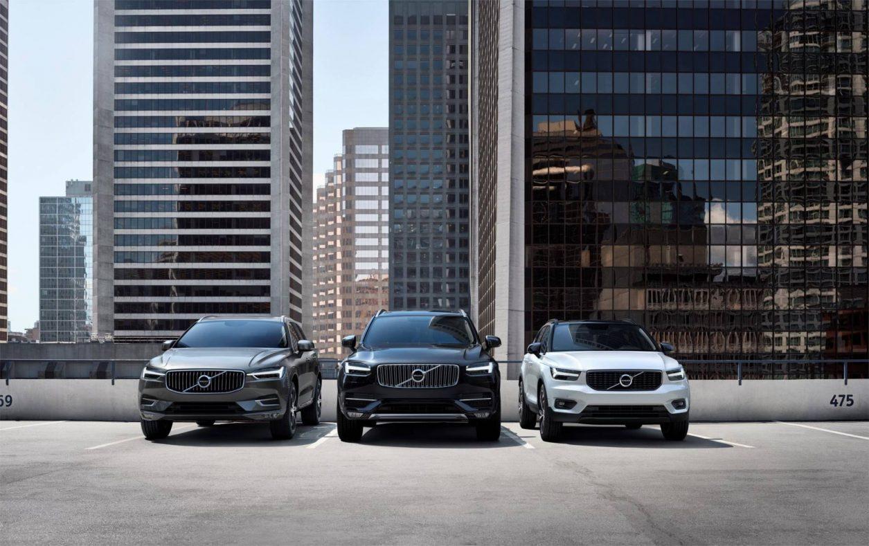 Volvo Cars Satış Rakamları 2019.