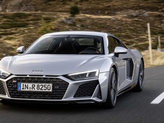 Yeni Audi R8 V10 Yorumları.