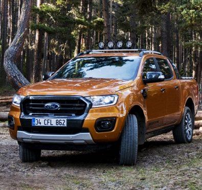 Yeni Ford Ranger Satışa Sunuldu
