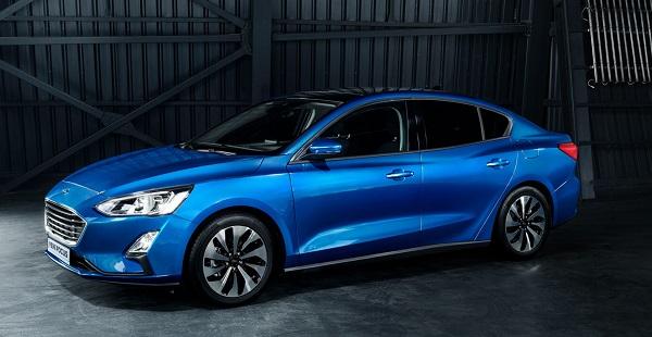2020 Ford Focus Sedan Hibrit Yorumları.
