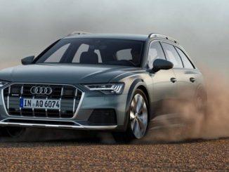 Yeni Audi A6 Allroad Tanıtıldı.