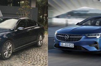 Yeni Opel Insignia Passat Karşılaştırması.