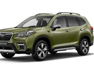 Yeni Subaru Forester eBOXER EuroNCAP