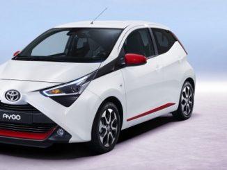 Yeni Toyota Aygo elektrikli olacak.