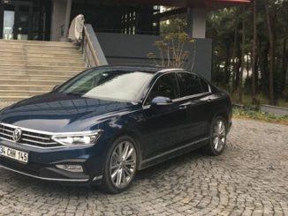 Yeni Volkswagen Passat Test Yorumları.