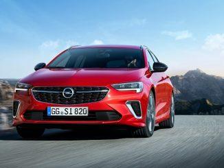 2020 Yeni Opel Insignia GSi Tanıtıldı.