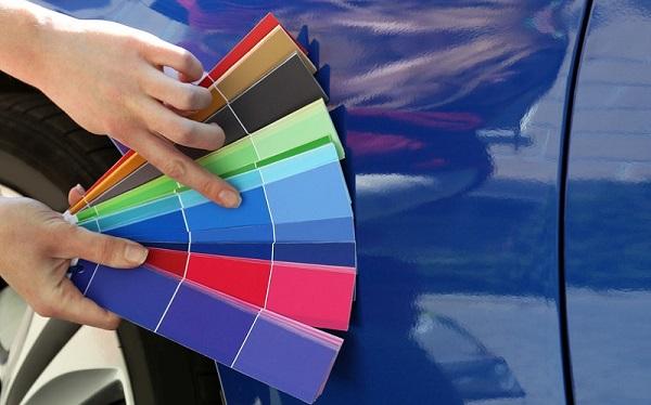 En Çok Tercih Edilen Araba Rengi Hangisi