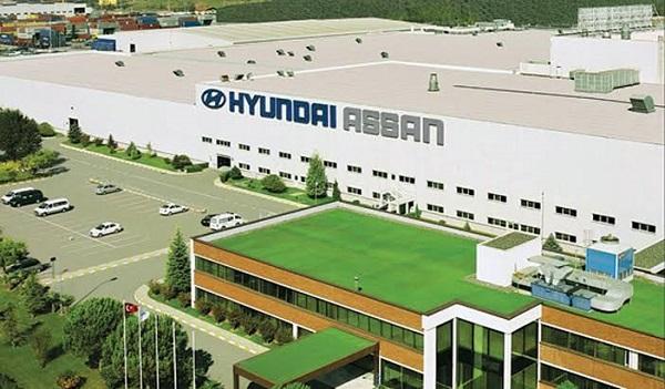 Hyundai Fabrikası 1 ay kapanıyor.