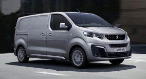 2020 Peugeot Expert Elektrikli Geliyor.
